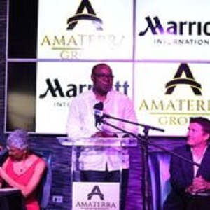 """Amaterra Jamaica y Marriott International firman acuerdo para el primer Resort Todo Incluido Marriott en Jamaica"".."